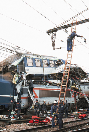 Accident ferroviaire